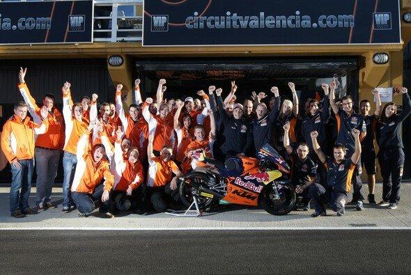 KTM setzt 2013 weiter auf die Erfolgsformel mit Aki Ajos Team