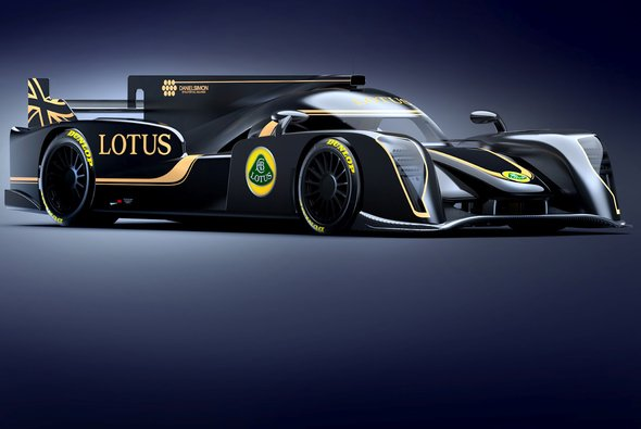 Der neue Lotus T128 LMP2
