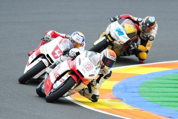 Mike di Meglio blieb beim Finale ohne Punkte - Foto: Kiefer Racing