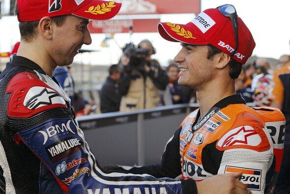 Jorge Lorenzo und Dani Pedrosa werden auch 2013 um die vorderen Plätze kämpfen - doch wer folgt dahinter