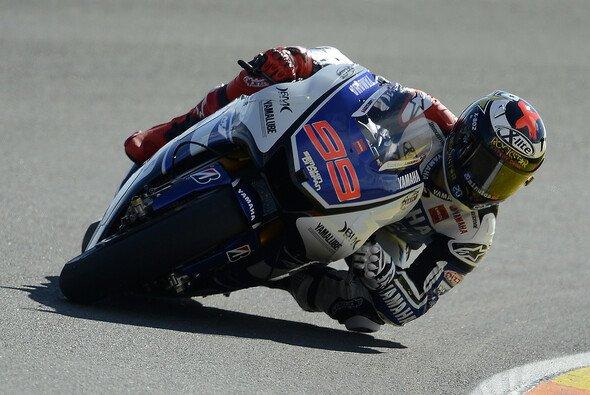 Jorge Lorenzo konnte den zweiten MotoGP-Titel mehr genießen - Foto: Milagro