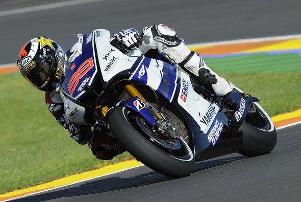 Jorge Lorenzo ist überzeugt, dass Valentino Rossi ihn noch weiter nach vorne bringen wird