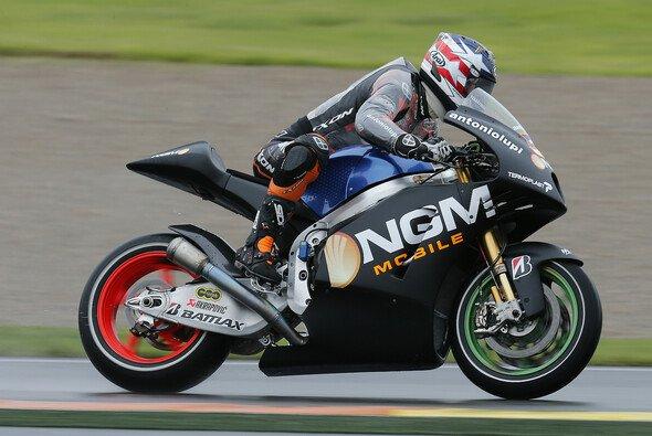 Colin Edwards denkt für 2014 an ein FTR-Chassis mit Yamaha-Motor