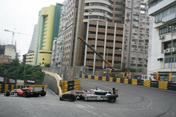 Felix Rosenqvist liegt nach dem ersten Qualifying auf Rang zwei