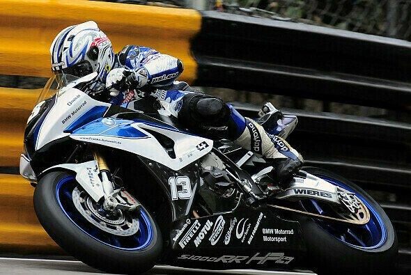 Rico Penzkofer beendete seine Karriere in Macau