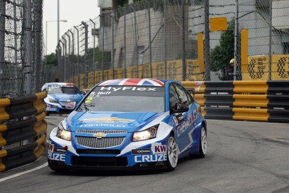 Rob Huff machte mit seiner Pole Position in Macau einen großen Schritt in Richtung WTCC-Titel