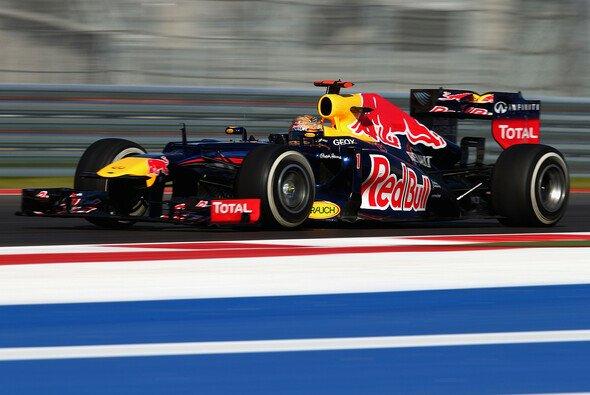 Sebastian Vettel: Drei Trainings, drei Bestzeiten