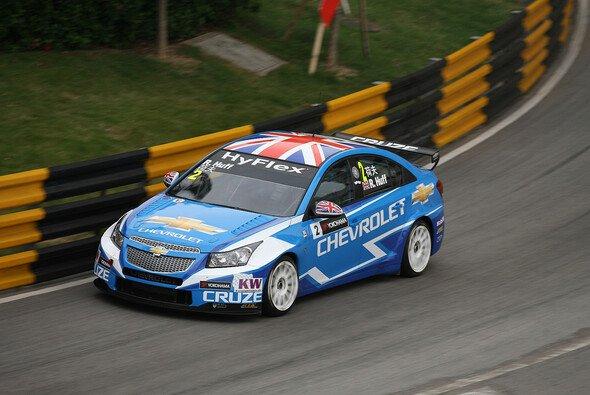 Rob Huff krönte sich in Macau zum Weltmeister