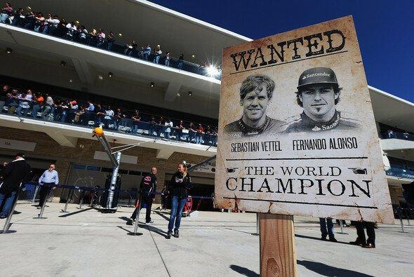 Der Weltmeister wird gesucht - wird er bereits in Austin gefunden?