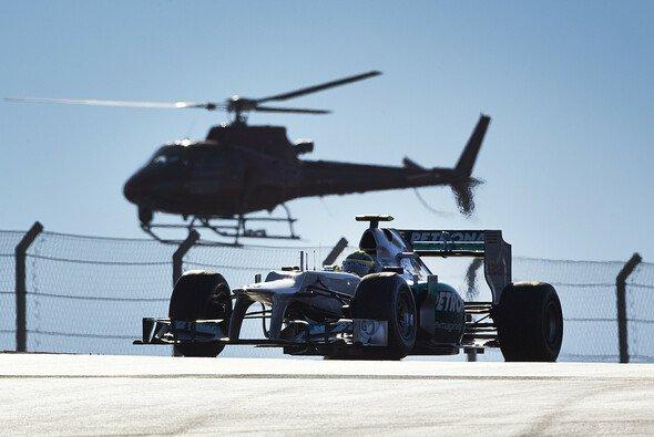 Mercedes will 2013 hoch hinaus