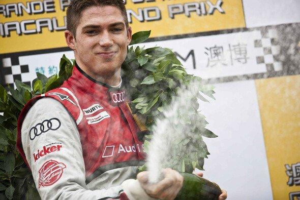 Edoardo Mortara war erneut in Macau erfolgreich