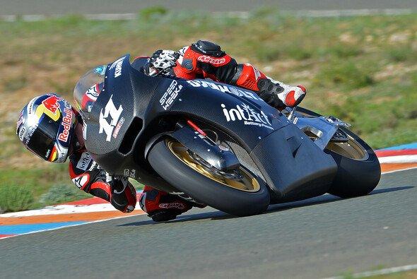 Sandro Cortese ist einer der Moto2-Rookies in der kommenden Saison