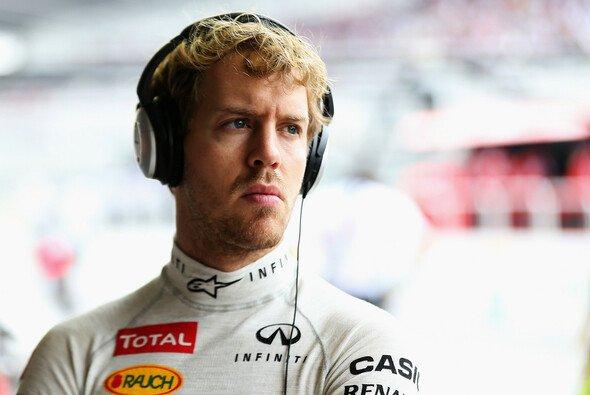 Sebastian Vettel sieht für denn Rennsonntag viele Möglichkeiten