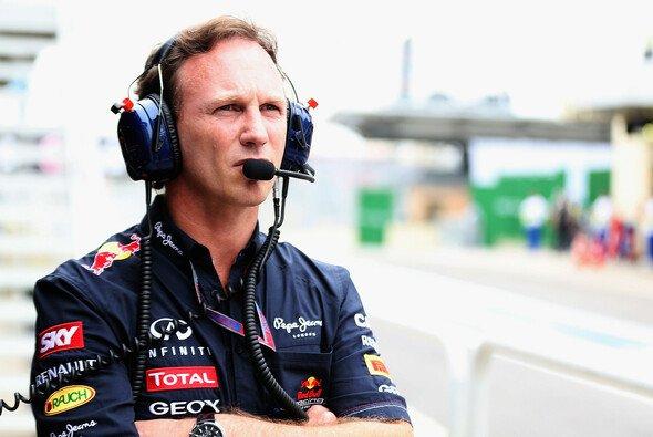 Christian Horner ist seit 2005 Teamchef von Red Bull