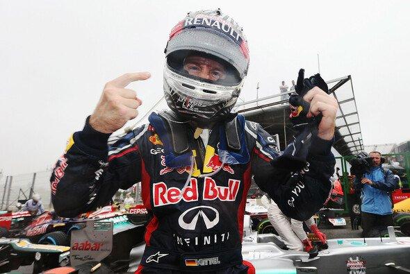 Machte abseits der Strecke in Brasilien nicht alles richtig: Sebastian Vettel