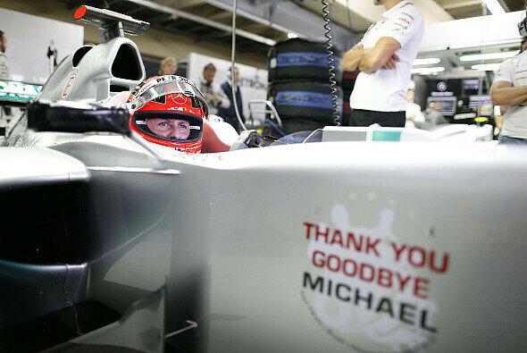 Michael Schumachers Comeback tat der Formel 1 gut