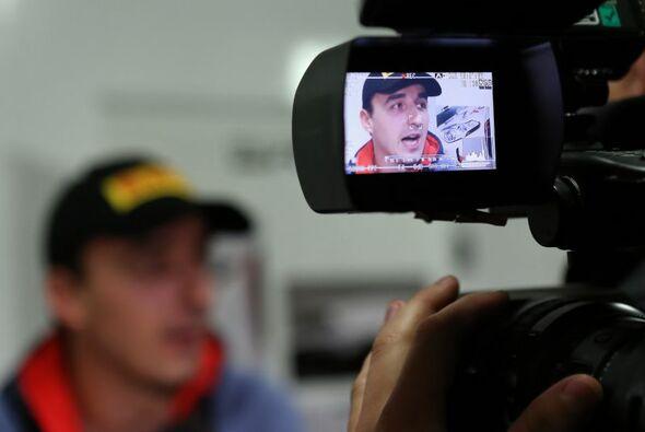 Robert Kubica fällt es schwer, im Fernsehen ein Formel-1-Rennen zu verfolgen