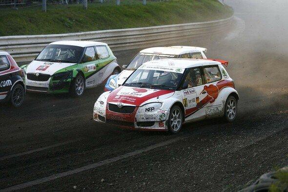 127 Rallycross-Rennen fanden auf dem Estering statt