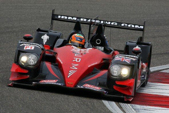 JRM Racing startet 2013 nur noch in Le Mans