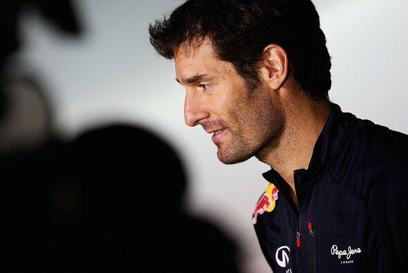 Mark Webber erlebte in der Saison 2012 ein Auf und Ab