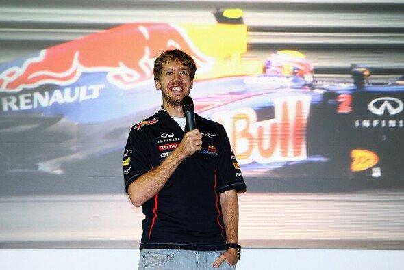 Vettel kommt nach Graz