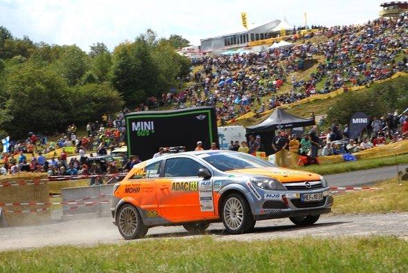 Die Fortführung der HJS Diesel Rallye Masters ist gesichert