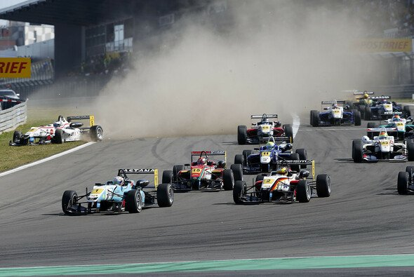 Eine neue Nachwuchsserie soll die Talente bis in die Formel 1 führen - Foto: Formula 3 Euro Series