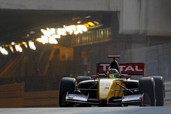 Norman Nato wurde 2012 Gesamtvierter in der Formel Renault 2.0