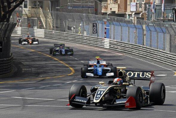 Egal ob in Monaco oder sonstwo: 2013 will Stanaway wieder attackieren
