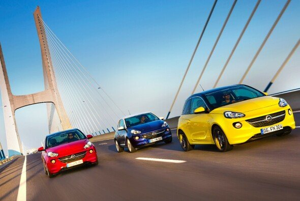 Opel präsentiert seine neuen Modelle