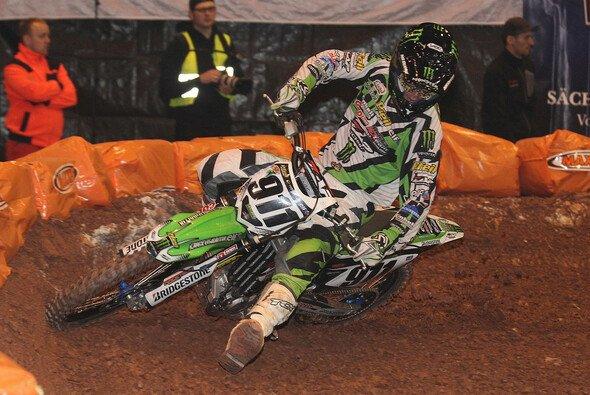 Tyler Bowers gewann zwar nicht den zweiten Abend, aber die Gesamtwertung in Chemnitz