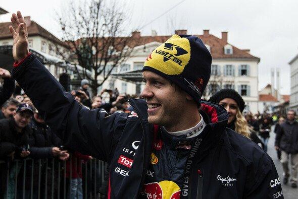 Europas Sportler des Jahres 2012 heißt Sebastian Vettel