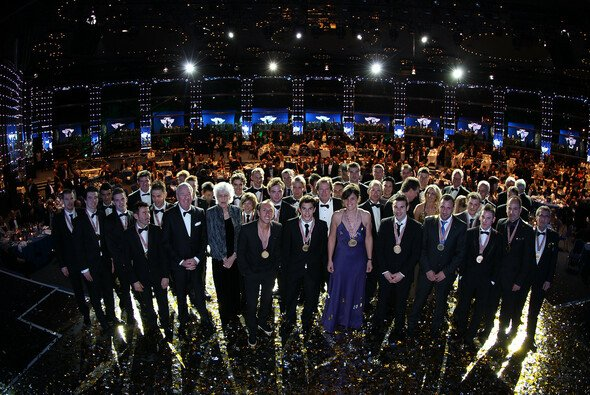 Die FIM Gala 2012 fand in Monte Carlo statt