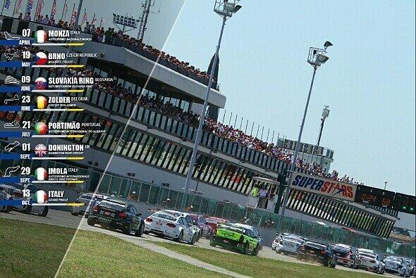 Die nächste Saison umfasst acht Rennen