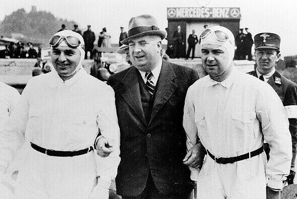 Alfred Neubauer brachte Mercedes-Benz viel Erfolg