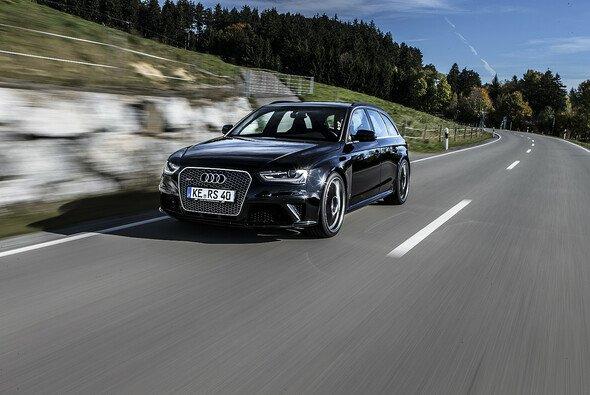 Abt schärft den Audi RS4 - Foto: Abt