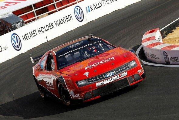 Im NASCAR leistete sich Schumacher einen ungewohnten Fehler