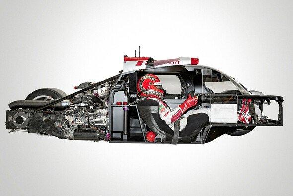 Audi rückt in Le Mans mit drei