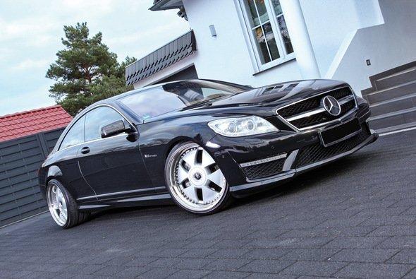 PP Exklusive bringt diverse Tuningteile für verschiedene Mercedes