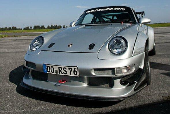 Die Umrüstung des Porsche kostete rund 200.000 Euro