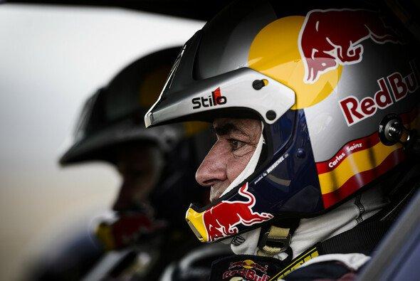 Platz eins für Carlos Sains und Navigator Timo Gottschalk