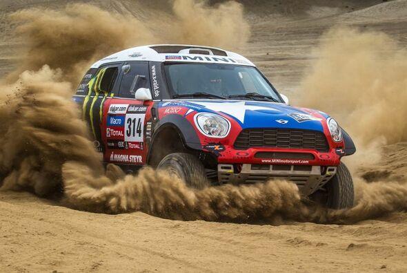 Die Rallye Dakar: Spektakulär und extrem gefährlich
