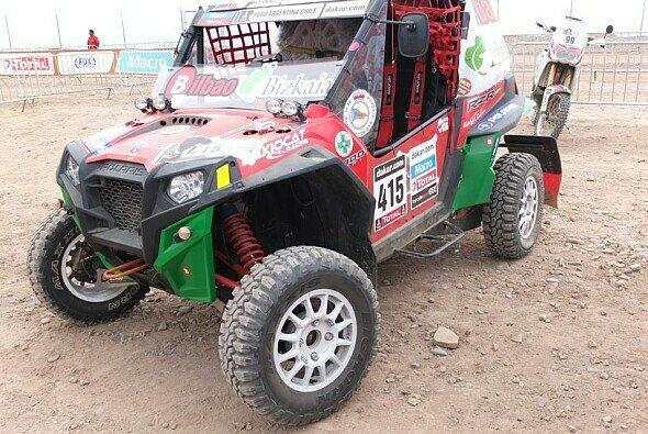 Die Rallye Dakar startet am 5. Januar in Lima