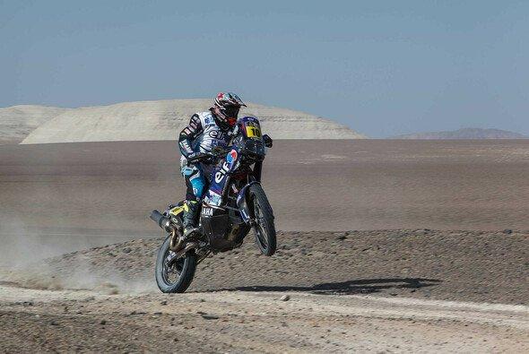 David Casteu sicherte sich auf der 5. Etappe den Tagessieg