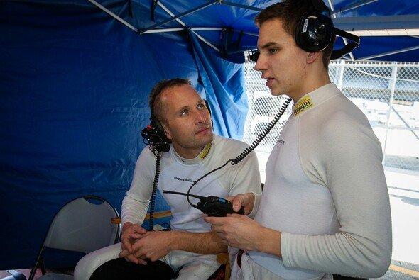 Klaus Bachler freut sich auf Daytona