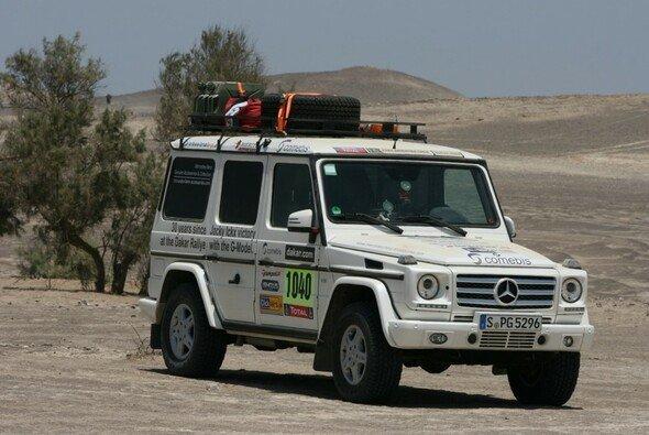 Ellen Lohr bloggt über die Dakar