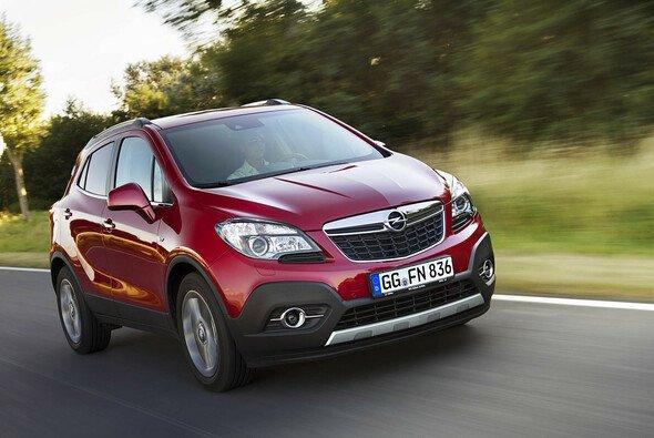 Opel Austria auf der Vienna Autoshow