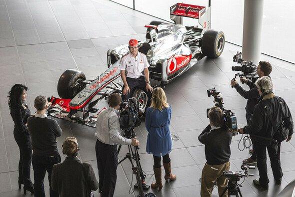 Auf den Spuren der Rodriguez-Brüder: Mexiko hat endlich wieder einen Top-Piloten in der F1