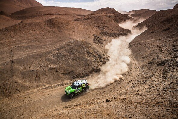 Stephane Peterhansel steuert auf seinen 11. Dakar-Sieg zu