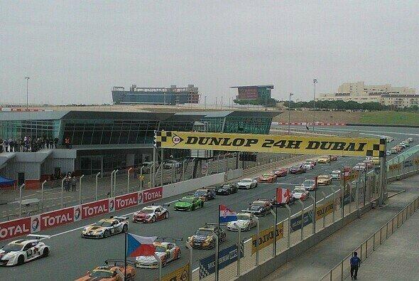 Pfister Racing wird beim 24-Stunden-Rennen in Dubai an den Start gehen